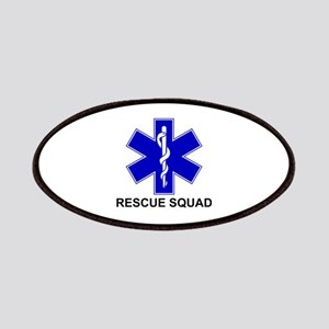 BSL Rescue Squad Patches