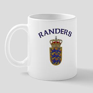 Randers, Denmark Mug