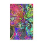 Bright Burst of Color Mini Poster Print