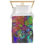 Bright Burst of Color Twin Duvet