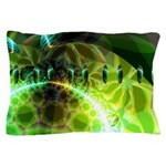 Dawn of Time Abstract Pillow Case