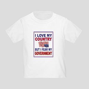 LOVE THE USA T-Shirt