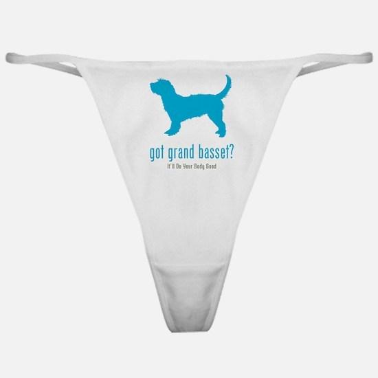 Grand Basset Griffon Vendeen Classic Thong