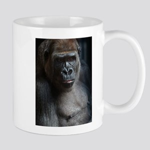 Portrait Of A Gorilla Mug