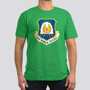 USAF ROTC Men's Fitted T-Shirt (dark)