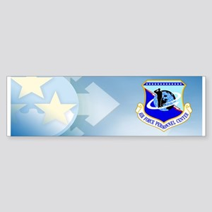 USAF News Agency Sticker (Bumper)