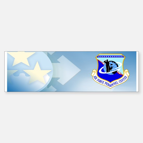 USAF News Agency Sticker (Bumper)