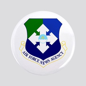 "USAF News Agency 3.5"" Button"
