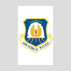 USAF ROTC Sticker (Rectangle)