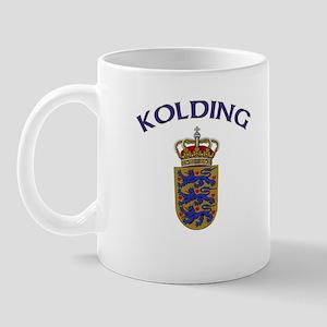 Kolding, Denmark Mug