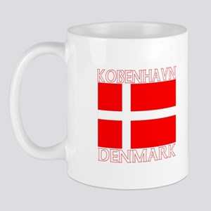 Kobenhavn, Denmark Mug