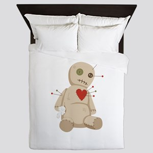 Voodoo Doll Queen Duvet