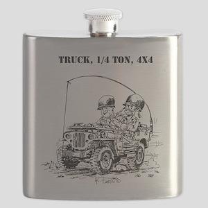 WW2 G503 (3) Flask