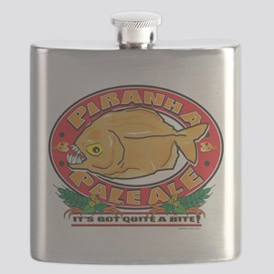 Pirahna Plae Ale Beer Flask