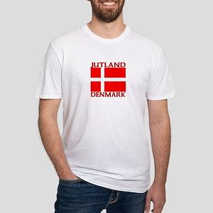 Jutland, Denmark Fitted T-Shirt
