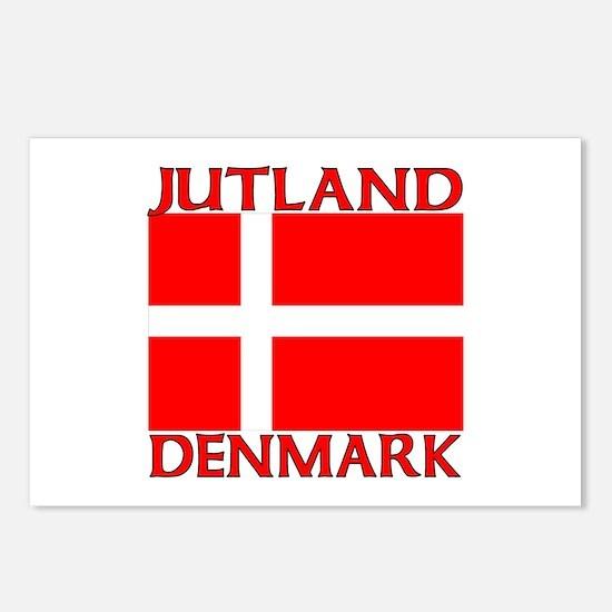 Jutland, Denmark Postcards (Package of 8)