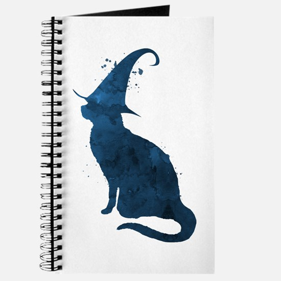 A scary cat! Journal