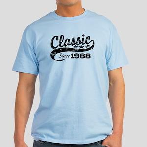 Classic Since 1988 Light T-Shirt