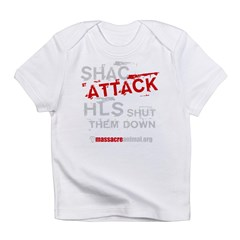 shac-white-02 Infant T-Shirt