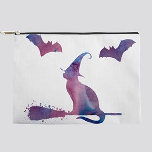 A scary cat! Makeup Pouch
