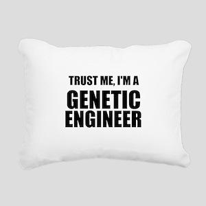 Trust Me, Im A Genetic Engineer Rectangular Canvas