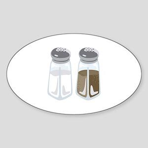 Salt Pepper Shakers Sticker