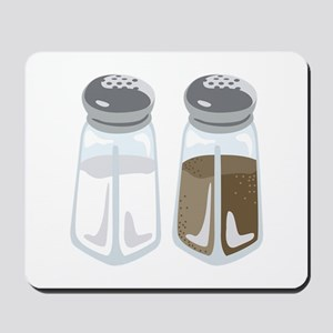 Salt Pepper Shakers Mousepad