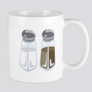 Salt Pepper Shakers Mugs