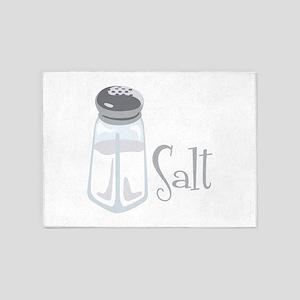 Salt 5'x7'Area Rug