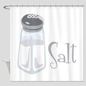 Salt Shower Curtain