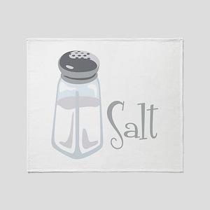 Salt Throw Blanket