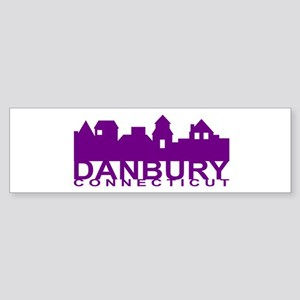 Danbury Connecticut Bumper Sticker