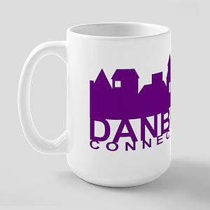 Danbury Connecticut Large Mug