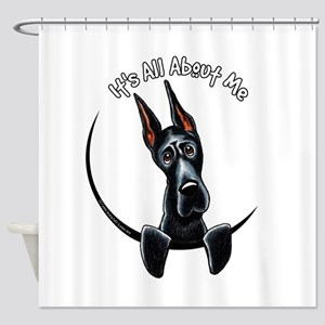 Great Dane IAAM Shower Curtain
