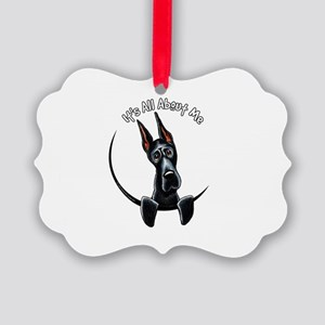 Great Dane IAAM Picture Ornament