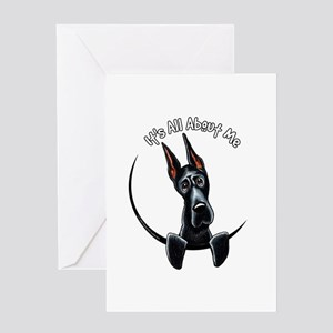 Great Dane IAAM Greeting Card
