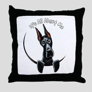 Great Dane IAAM Throw Pillow