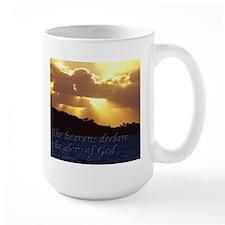 The heavens declare the glory of God Mug