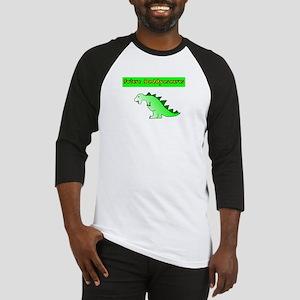 Future Daddyasaurus Baseball Jersey