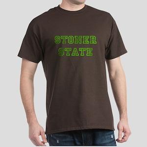 STONER STATE Dark T-Shirt