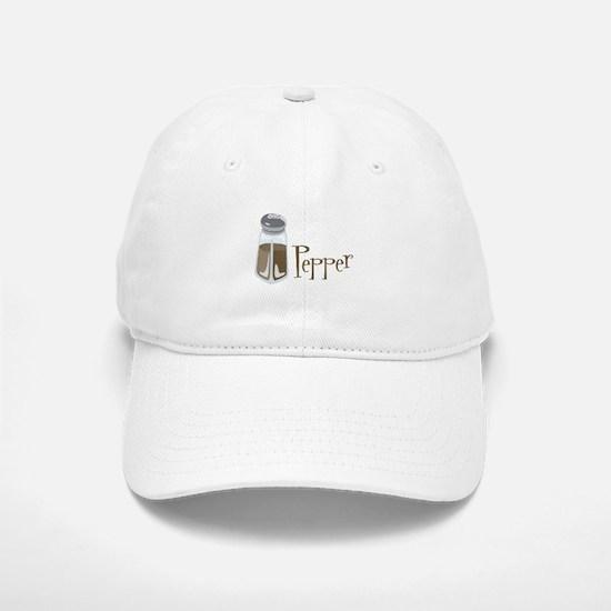 Pepper Baseball Baseball Baseball Cap