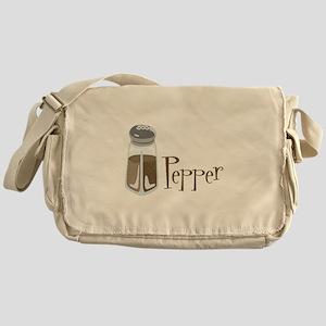 Pepper Messenger Bag