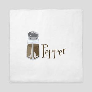 Pepper Queen Duvet