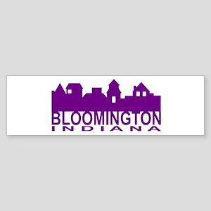 Bloomington Indiana Bumper Sticker