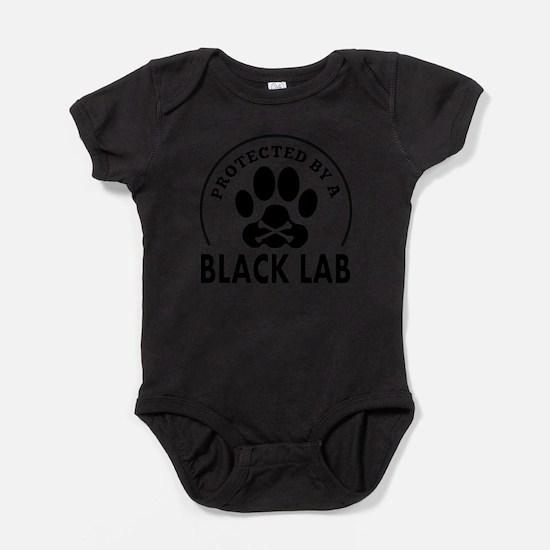 Baby White Lab