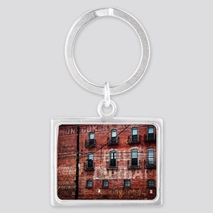 Coca-Cola Ghost Sign Landscape Keychain