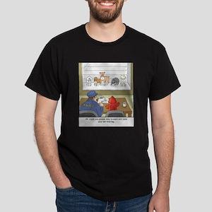 Dog Lineup T-Shirt