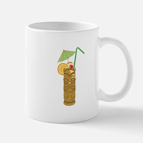 Tiki Mug Drink Mugs