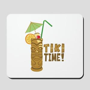 Tiki Time! Mousepad