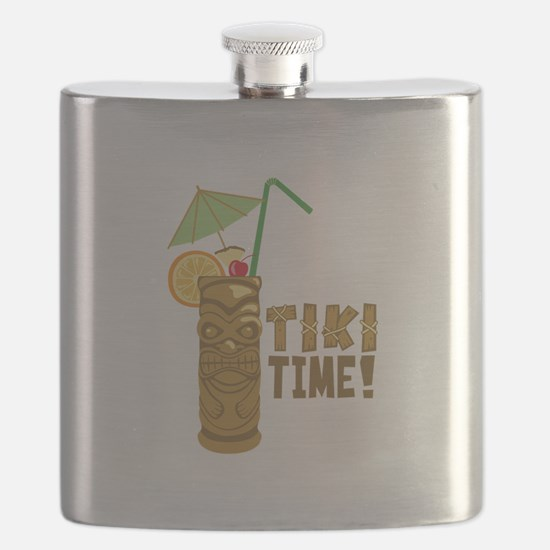 Tiki Time! Flask